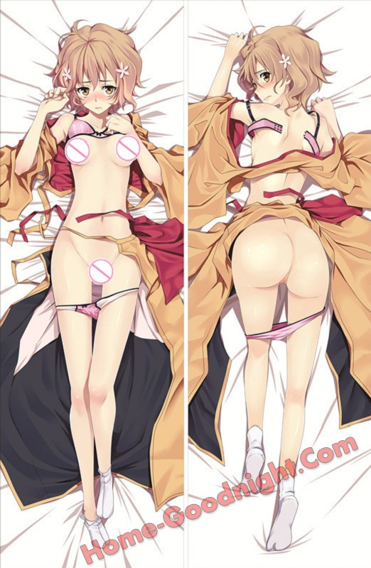 Hanasaku Iroha - Ohana Matsumae dakimakura girlfriend body pillow cover